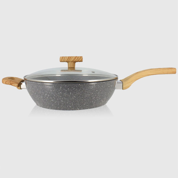 Sauteuse 28 cm Induction CANNELLE